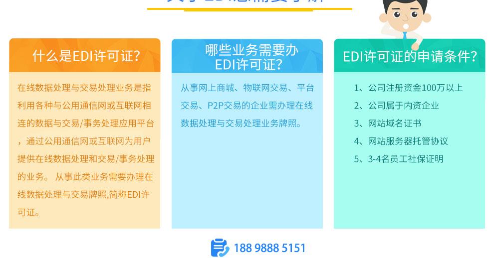 ICP/EDI、网约车牌照代办